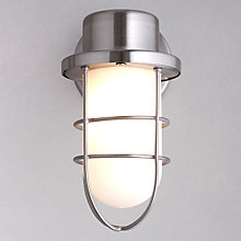 Buy John Lewis Rook New England Bathroom Wall Light Online at johnlewis.com