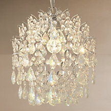 John Lewis Baroque Lighting Collection