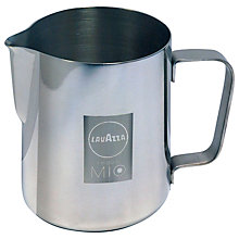 Buy Lavazza A Modo Mio Small Milk Jug (0.36L) Online at johnlewis.com