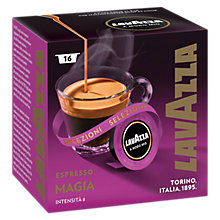 Buy Lavazza Magicamente A Modo Mio Capsules, Pack of 16 Online at johnlewis.com