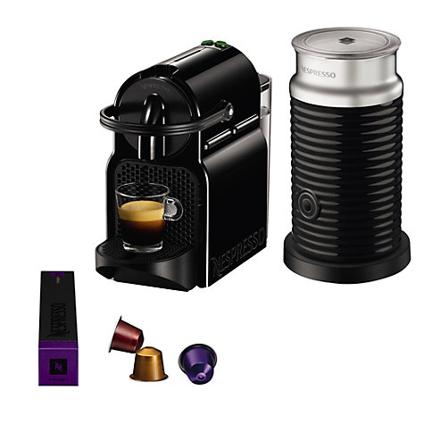 buy nespresso inissia coffee machine with aeroccino by. Black Bedroom Furniture Sets. Home Design Ideas