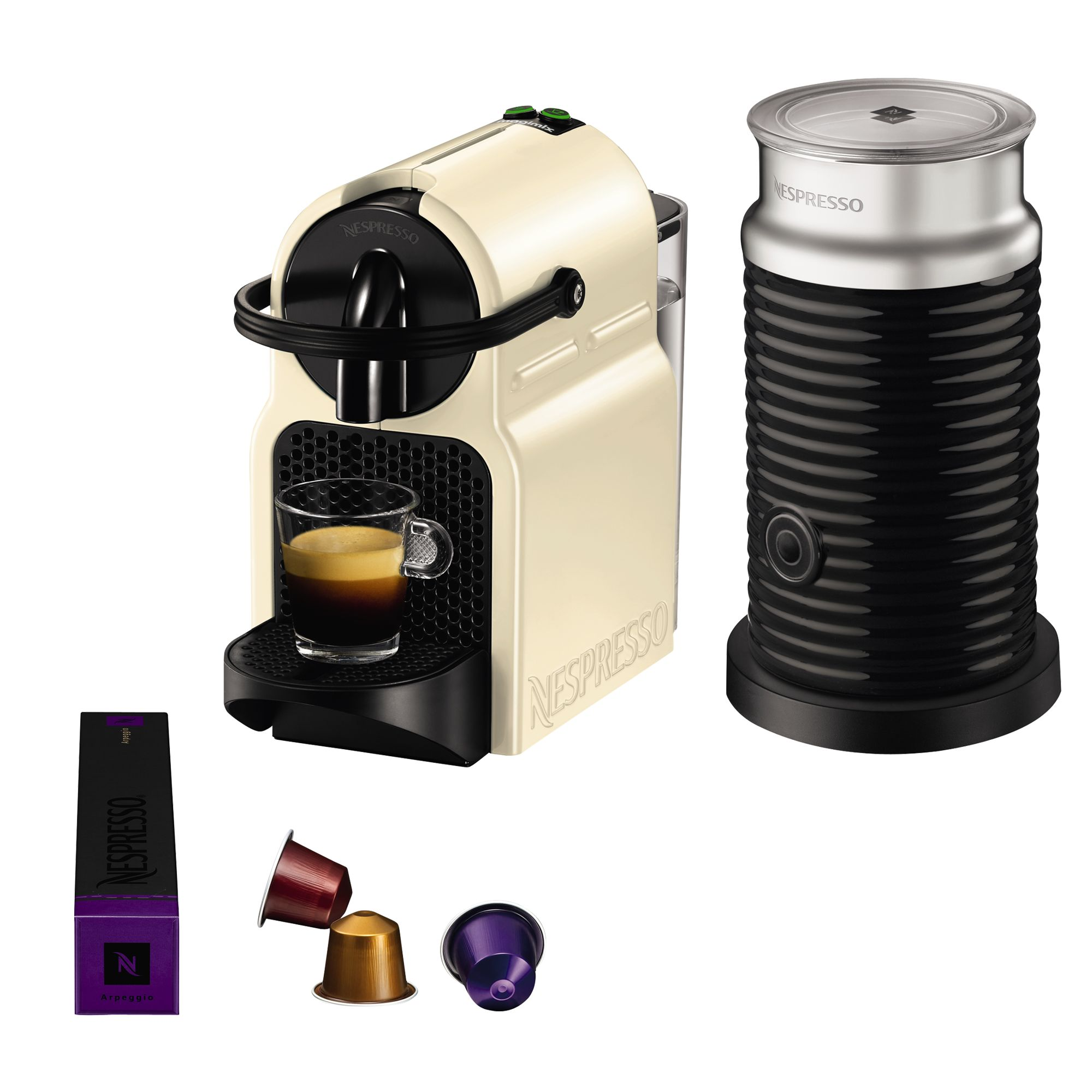 Buy cheap Nespresso pods coffee  compare Coffee Makers  -> Nespresso John Lewis