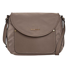 Buy Mango Contrast Fabric Cross Body Handbag Online at johnlewis.com