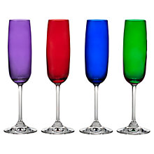 Buy Waterford Marquis Vintage Jewels Flutes, Set of 4 Online at johnlewis.com