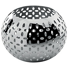 Buy Robert Welch Sesame Tealight Holder Online at johnlewis.com