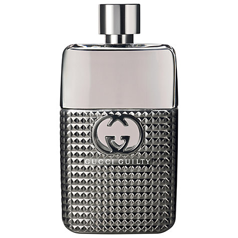 Buy Gucci Guilty Stud Eau de Toilette, 90ml Online at johnlewis.com