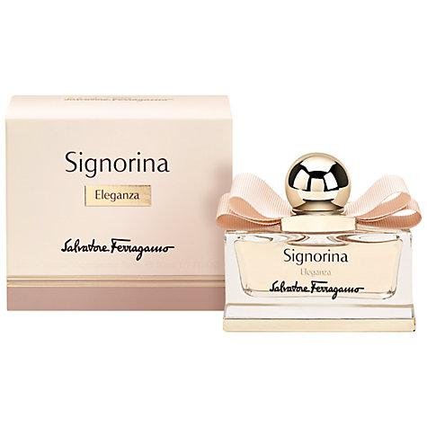 Buy Salvatore Ferragamo Signorina Eleganza Eau de Parfum Online at johnlewis.com