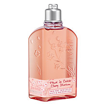 Buy L'Occitane Cherry Blossom Shower Gel, 250ml Online at johnlewis.com