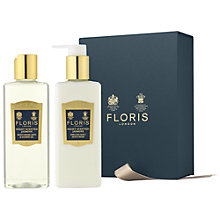 Buy Floris Night Scented Jasmine Mother's Day Duo Gift Set, 2 x 250ml Online at johnlewis.com