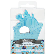 Buy Natural Products Pirate Tape Dispenser Online at johnlewis.com