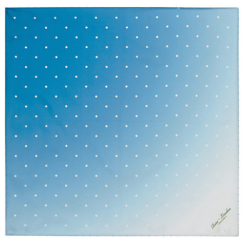 Buy Reiss Abyss Chain Print Silk Pocket Square Online at johnlewis.com