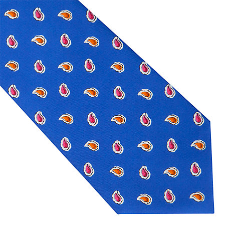 Buy Thomas Pink Teardrop Silk Tie Online at johnlewis.com