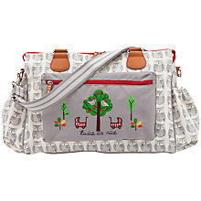 Buy Pink Lining Twins Bag, Wise Owl Online at johnlewis.com