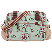 Buy Pink Lining Not So Plain Jane Changing Bag, Woodland Online at johnlewis.com