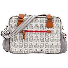 Buy Pink Lining Not So Plain Jane Changing Bag, Wise Owl Online at johnlewis.com