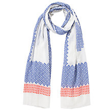 Buy Becksöndergaard Triangle Blocks Scarf Online at johnlewis.com