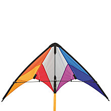 Buy TKC Quick Step Calypso Kite, Rainbow Online at johnlewis.com