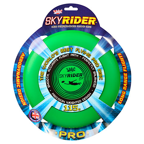 Buy Wicked Vision Sky Rider Pro Flying Disc, Assorted Online at johnlewis.com