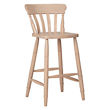 Buy John Lewis Croft Collection Cecile Bar Chair, Natural Online at johnlewis.com