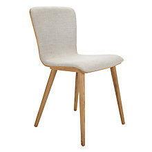 Buy John Lewis Maya Upholstered Dining Chair Online at johnlewis.com