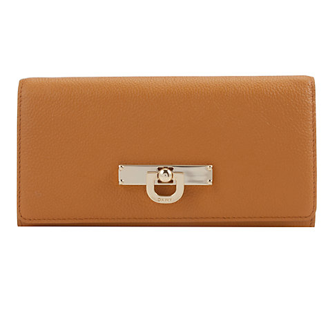 Buy DKNY Vintage Leather Large Carryall Purse Online at johnlewis.com