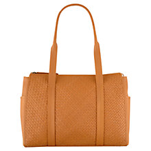 Buy Radley Kirkwood Large Leather Zip Shoulder Handbag Online at johnlewis.com