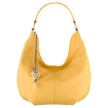 Buy Radley Johnston Leather Medium Shoulder Handbag Online at johnlewis.com