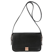 Buy Ted Baker Tisabel Leather Across Body Bag Online at johnlewis.com