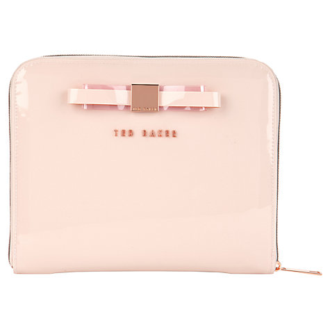 Buy Ted Baker Cicon Bow Ipad Case Online at johnlewis.com
