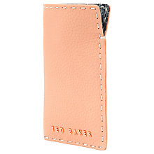 Buy Ted Baker Sossie Iphone Sleeve Online at johnlewis.com
