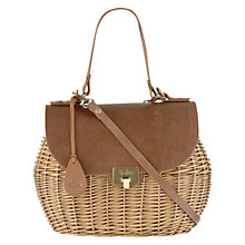 Buy Tula Willow Grab Handbag, Neutral Online at johnlewis.com