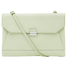 Buy Reiss Cross Body Envelope Fennel Bag Online at johnlewis.com