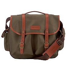 Buy Barbour Camera Bag, Olive Online at johnlewis.com