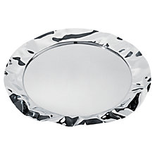 Buy Alessi Foix Round Tray Online at johnlewis.com