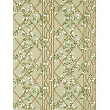 Buy Zoffany Jasmine Lattice Wallpaper Online at johnlewis.com