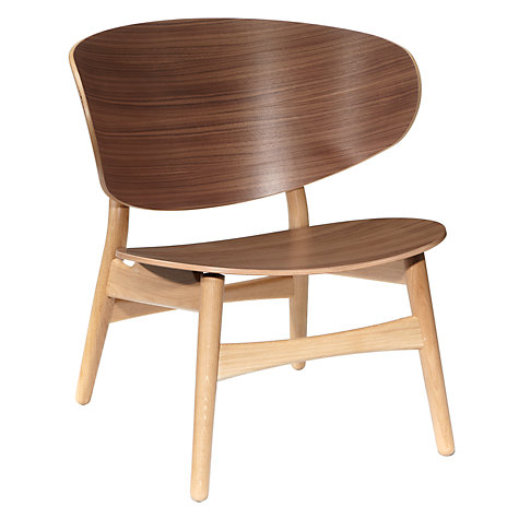 Buy Hans Wegner Venus Shell Chair Online at johnlewis.com
