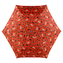Buy Radley Little Bird Print Umbrella Online at johnlewis.com
