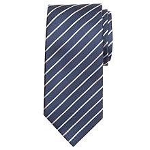 Buy BOSS Stripe Pattern Tie Online at johnlewis.com