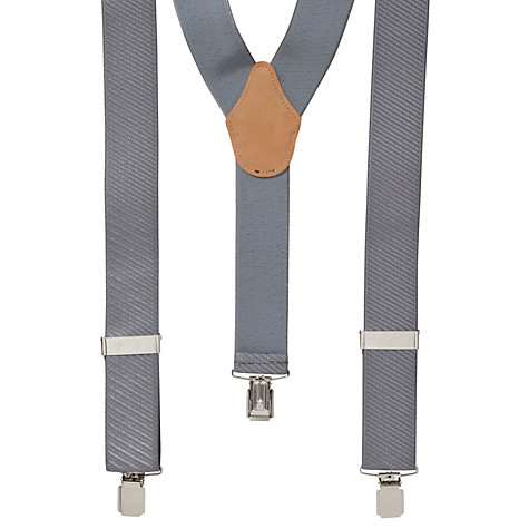 Buy John Lewis Wedding Braces, Grey Online at johnlewis.com