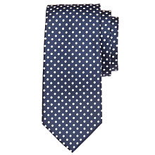 Buy BOSS Spot Print Tie Online at johnlewis.com