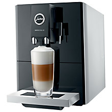 Buy Jura Impressa A5 Bean-to-Cup Coffee Machine Online at johnlewis.com