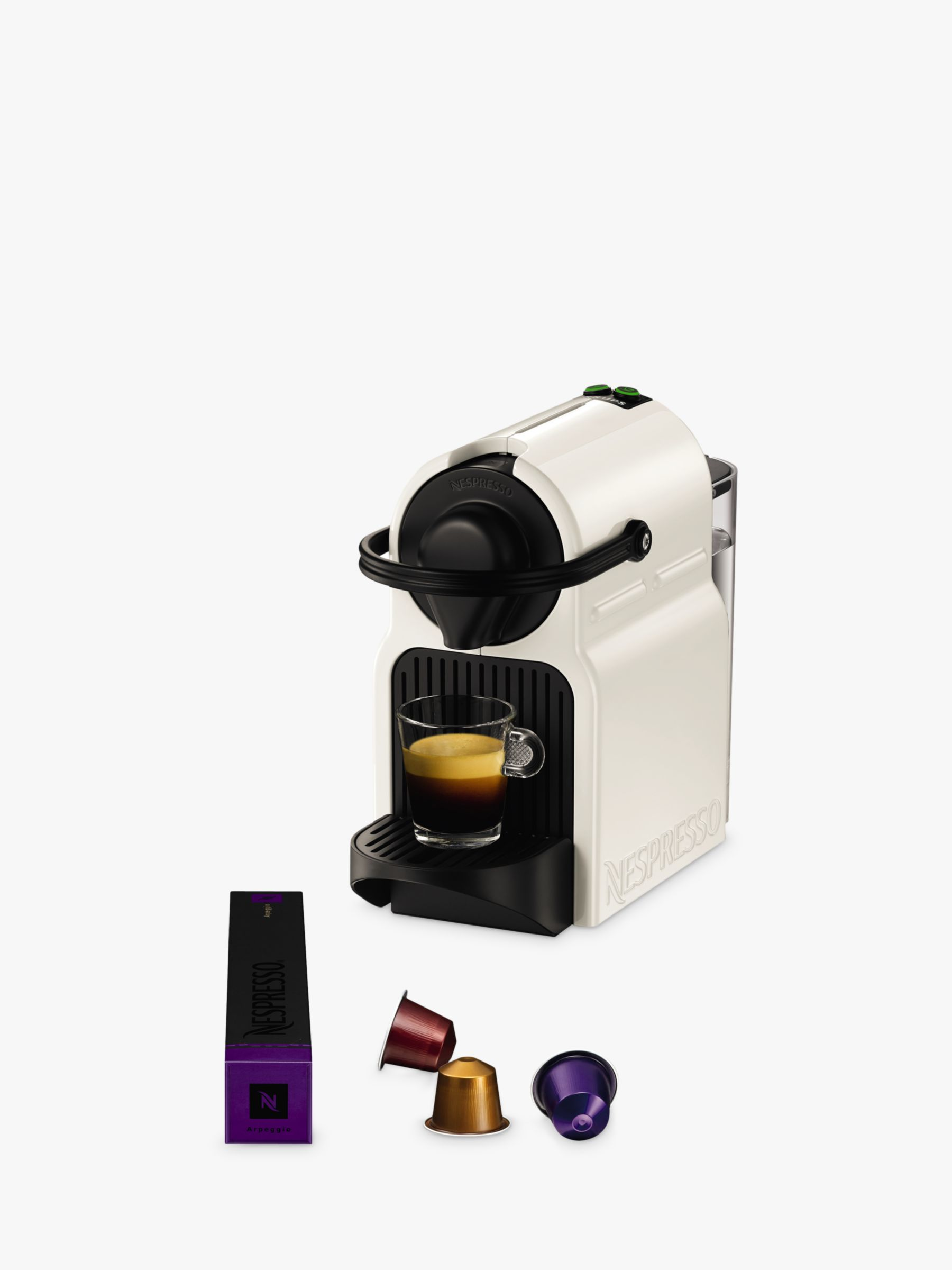 Krups Nespresso Inissia Coffee Machine by KRUPS