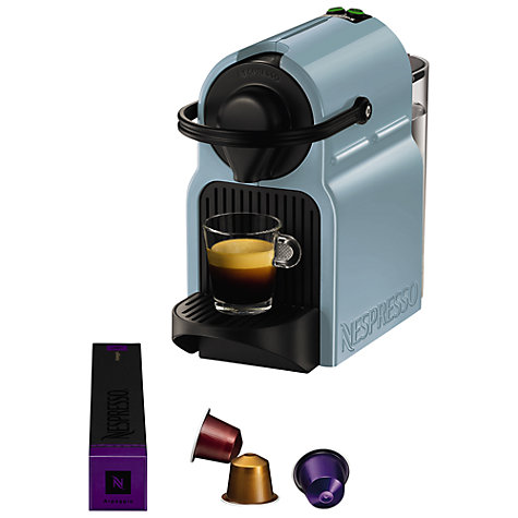 Buy Nespresso Inissia Coffee Machine by KRUPS Online at johnlewis.com
