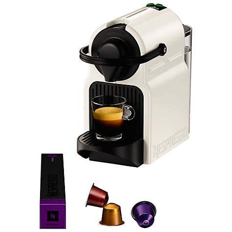 nespresso machine inissia