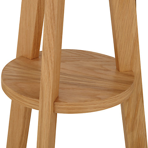 Buy i4DZINE Trafalgar Oak Tripod Floor Lamp Online at johnlewis.com