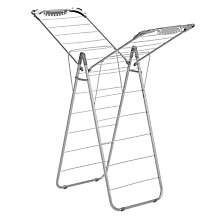 Buy John Lewis Slimline X-Wing Airer Online at johnlewis.com