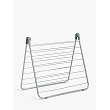 Buy John Lewis Folding Bathroom Airer Online at johnlewis.com