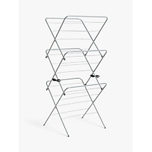 Buy John Lewis Standard 3 Tier Airer Online at johnlewis.com