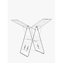 Buy John Lewis Standard X-Wing Airer Online at johnlewis.com