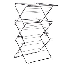 Buy John Lewis Extra Wide 3 Tier Clothes Airer Online at johnlewis.com